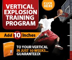 How To Improve Your Vertical Jump Fast At Home  http://www.infomagazines.com/sports/best-ways-for-increasing-your-vertical-jump/
