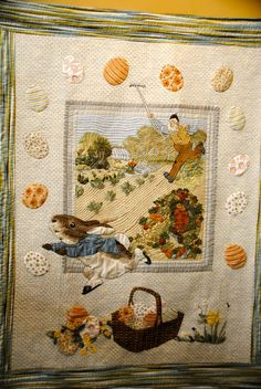 ❤ =^..^= ❤ William Morris in Quilting: Tokyo Quilt Festival Part 2