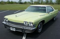 Image result for 1975 buick electra 225