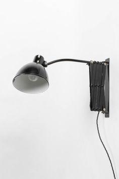 BAG Turgi Scherenlampe 30er Art Storage, Lamp Light, Wall Lights, Germany, Art Deco, Design, Home Decor, Appliques, Decoration Home