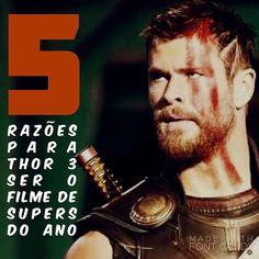 Quer saber porque achamos que THOR RAGNAROK tem tudo para ser o melhor filme de super-heróis do ano? Além de ter Thor e Hulk se estapeando como gladiadores? Explicamos tudo no novo post do blog. Clica lá no link da bio.  #gibi #gibis #comics #quadrinhos #hq #thor #thorragnarok #chrishemsworth #hulk #markruffalo #cateblanchett #taikawaititi #marvel #marvelcomics #marvelstudios #movie #superheroes #superherois #cinema