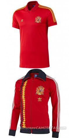 España, especial retro mundial 2014