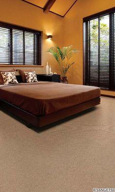 寝室×アジアンスタイル