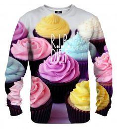 Mr. Gugu & Miss Go, R.I.P Diet sweater Miniature $i