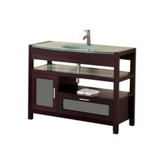 Find, Shop for and Buy Design Element DEC025 single drop-in sink vanity set at QualityBath.com for $1,099.00 with free shipping!