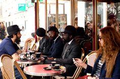 Paris Fashion Week street scene- Christian Dior