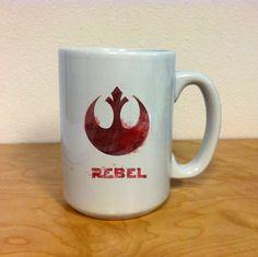 Star Wars Rebel Coffee Mug Mugs oz. 15 Ounce by ImagesInTile on Etsy https://www.etsy.com/listing/264555149/star-wars-rebel-coffee-mug-mugs-oz-15