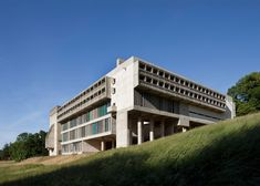 Le Corbusier's Dominican monastery in France is considered one of his most important works