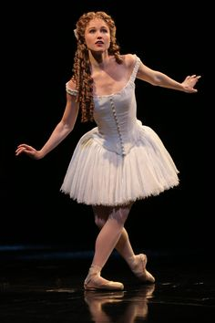 I loved Meg in PotO, but in Love Never Does she was just insane, and her voice was kind of annoying
