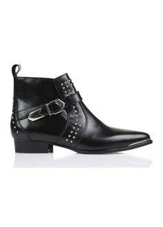 Boots cloutées IKKS 225€