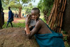 Omo Ethiopie - Photo : Steve McCurry