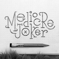 Mediocre joker