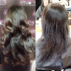 Gorgeous Easilocks hair extensions fitted at GG's salon, customer has had fitted since February! Call GG's on 01752 564639 to book in #easilocks #hair #extensions #plymouth https://www.facebook.com/photo.php?fbid=1195196793839072