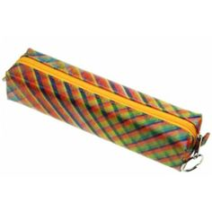 Rainbow Lattice Pattern Pencil Case Lenticular Color Changing R 035 Globo | eBay