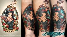 http://www.facebook.com/TimShumateIllustrations real tattoo - which one do you like best?