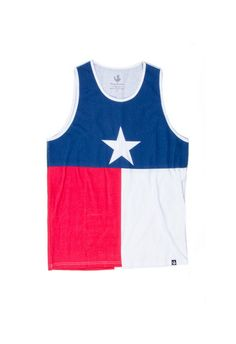 "Because a tank that says ""I'm from Texas, and you can deal with it"" wasn't quite obnoxious enough for us."