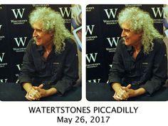 いいね!12件、コメント2件 ― @londonstereoscopiccompanyのInstagramアカウント: 「QUEEN IN 3-D LAUNCH - WATERSTONES PICCADILLY - BOOK SIGNING. Brian, seconds before the first…」