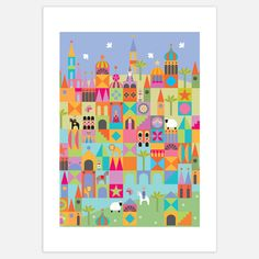 Toytown  by Liz Lyons
