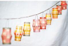 Mini-Lampions DIY