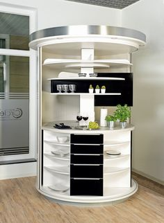 Original Circle, The Unique PREMIUM COMPACT LIFESTYLE Kitchen