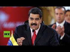 Maduro pide ayuda a la ONU para paliar el desabastecimiento de medicamen...