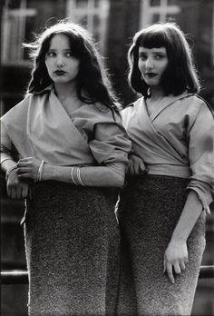 photograph by Ed Van Der Elsken, Amsterdam, 1956.