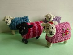 Little Woolly Sheep | Yarndale