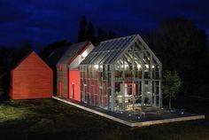 UrbA // ActU: La Maison Coulissante par dRMM Architecture à Suffolk, Grande-Bretagne - Architecture