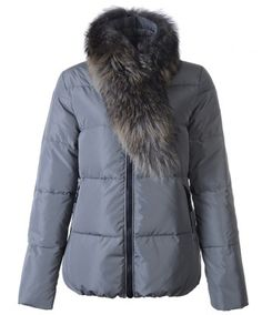 5510fb860b17 Moncler Lievre Classic Women Down Jackets Gray Short Michael Kors Handbags  Outlet