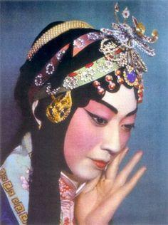 京劇大師 梅蘭芳 (1894-1961)