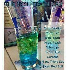 The Irish Trash Can