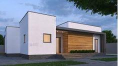 Design-ul simplu, comod si practic al casei FLATRO face din aceasta o oaza de relaxare si de reincarcare a bateriilor. Fatadele moderne si intrarea primitoare pot fi cea mai potrivita invitatie pentru oaspeti intr-un spaţiu ordonat şi prietenos.  Proiectul poate fi personalizat conform dorintelor tale.