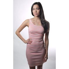 This Kayla Dress is the perfect dress to welcome in the upcoming warm seasons. There's just enough stretch to pull over your swimsuit, or dress it up with your best tan leather jacket for a night out. Either way, we know you'll love it. - 94% Polyester - 4% Rayon - 2% Spandex Model's Pro...