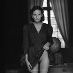 France. august 2012. In People, Nude, Female. Chateau, photography by Ruslan Lobanov. Image #401431