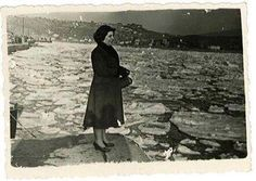 Günümüze fotoğraflarla taşınan buz gibi Istanbul (1954) #istanlook