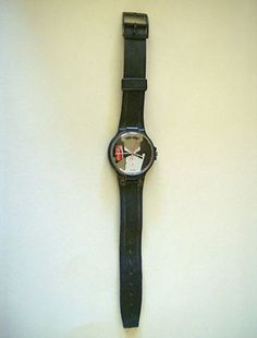 Coca Cola Swiss Collector Watch.  How Fun!  Reminds me of younger days.