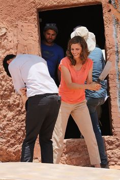 Ever wonder what motivates actors to give their best performances when the camera starts to roll? #TheRendezvous2017 — with Raza Jaffrey, Amin Matalqa and Stana Katic.