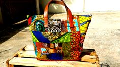 Africanlace bag collection