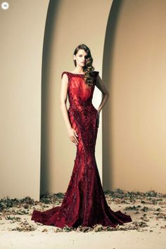 Ziad Nakad Haute Couture 2014 Collection This is absolutely gorgeous!