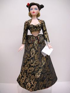 Ashton Drake Mel Odom Gene Doll Song of Spain in Box COA Vinyl Bolero Matador | eBay