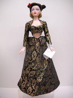 Ashton Drake Mel Odom Gene Doll Song of Spain in Box COA Vinyl Bolero Matador | eBay gene doll, doll song