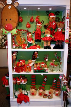 Christmas Display! #burtonandburton #christmas