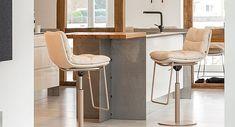 Barhocker Arva von KFF Bar Stools, Table, Furniture, Home Decor, Bar Stool, Lunch Room, Homemade Home Decor, Counter Height Chairs, Mesas