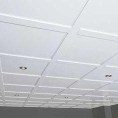 Embassy – Plafond suspendu prêt à monter de 80 pi²