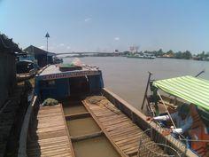 Het leven van de bewoners van de Mekong Delta bestaat grotendeels uit het kweken en vangen van de pangasiusvis en de meerval.