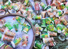 Bank Sampah Melati Bersih: Kegiatan Penimbangan Sampah di BSMB Puri Harmoni 6...
