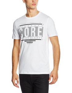 JACK & JONES Herren T-Shirt Jcocant TEE SS Crew Neck: Amazon.de: Bekleidung