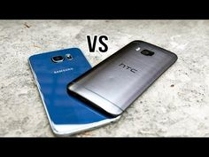 HTC One M9 vs Samsung Galaxy S5: Hands-on comparison - YouTube
