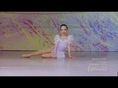 """""""Cry"""" Maddie Ziegler on Dance Moms-I could watch this over and over, I love this dance!"""