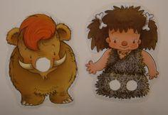 LA CLASE DE MIREN: mis experiencias en el aula: ANIMALES PREHISTÓRICOS History Activities, Hands On Activities, Ice Age, Stone Age, Bowser, Disney Characters, Fictional Characters, Disney Princess, Projects